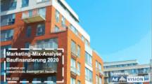 Marketing-Mix Baufinanzierung: Vermittler besonders aktiv
