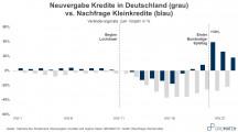 Glücksspiel auf Pump sorgt in der Krise für Nachfragerekord bei Kleinkrediten