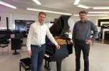 Musik- und Pianohaus Robert Schönau unter neuer Leitung