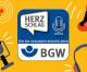 """Neu: BGW-Podcast """"Herzschlag – Für ein gesundes Berufsleben"""" (FOTO)"""