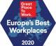 Europas beste Arbeitgeber in London bekannt gegeben / 27 deutsche Unternehmen unter den Siegern (FOTO)