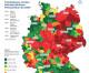 Postbank Wohnatlas 2021 / Prognose: Wo Wohneigentum bis 2030 an Wert gewinnt