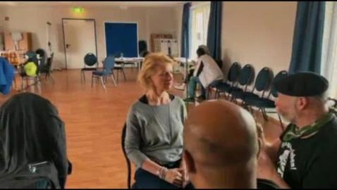 Blitz Hypnose lernen Seminar in Dresden und Stuttgart (FOTO)